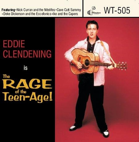 EDDIE CLENDENING 818600013ecCD