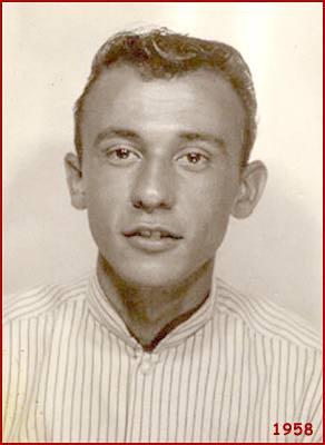 RONNIE HAIG RonnieHaigin1958
