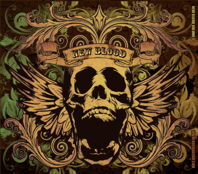Compilation New Blood Cover