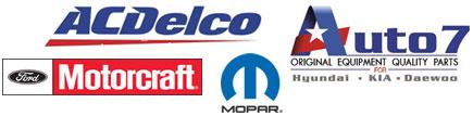OE Parts Manufacturers DelMtrcftMopAut7