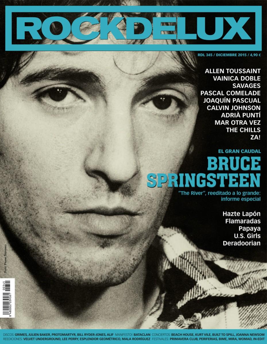 Ponte una canción de BRUCE SPRINGSTEEN - Página 13 Rdl345_portada_g-hi-res