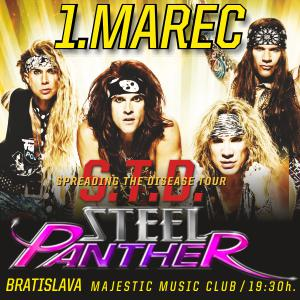 What is the next concert you are going to? - Page 6 Steel-panther-2014