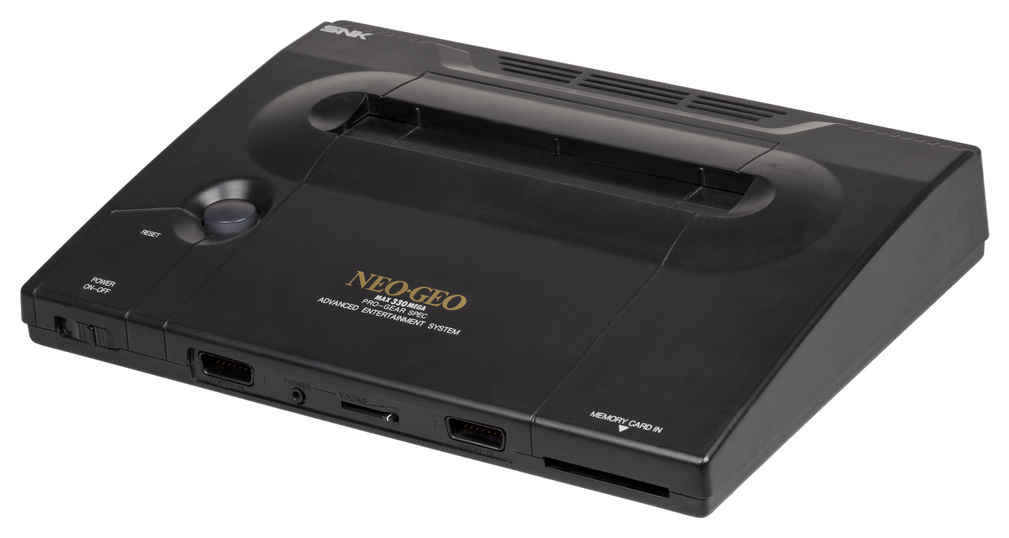 Icones pour emulateurs - Page 2 Neo-Geo-AES-Console
