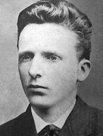 22 شخصية شهيرة عانت من مرض الصرع: مخترعون وعباقرة وقادة عسكريين وأدباء Vincent-Van-Gogh-And-His-Artwork