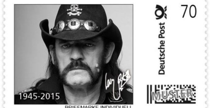 Τα Γερμανικά ταχυδρομεία τιμούν τον Lemmy με νέο γραμματόσημο LemmyPostmain-1-679x350