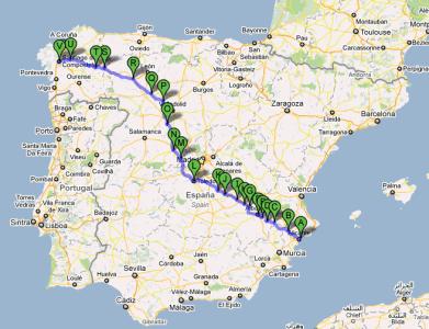 Alicante - Santiago (Julio 2015) Mapa_camino_levante-391x300