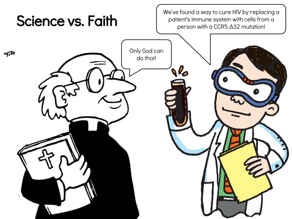 Staying Alive is Not Enough -6- - Page 6 Science_vs._faith