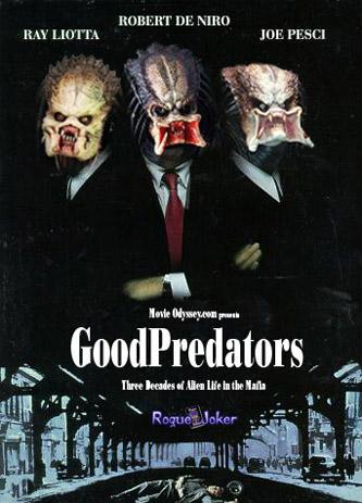 It actually looks pretty fucking cool GoodPredators