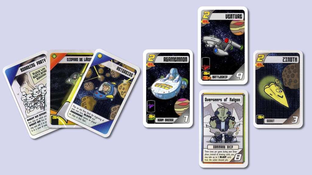 MAG BLAST                                     Mag-blast-cards