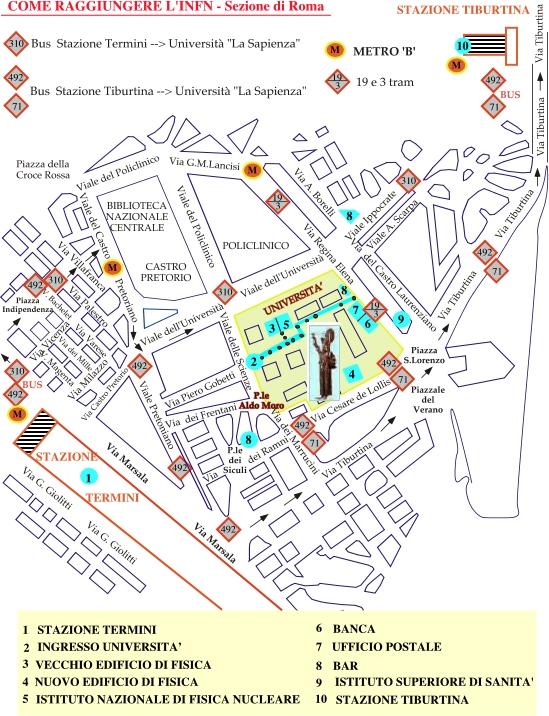 ASSEMBLEA NAZIONALE DEI PRECARI A ROMA IL 30 NOVEMBRE - La sapienza- FISICA - ORE 11.00 - Pagina 2 It_location
