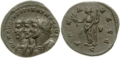 كيف نعرف ضرب او سك العمله للمدن الرومانيه CarausiusDiocletianMaximian