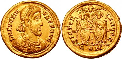 كيف نعرف ضرب او سك العمله للمدن الرومانيه Eugenius2002