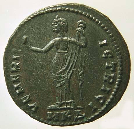 كيف نعرف ضرب او سك العمله للمدن الرومانيه GaleriaValeria5b