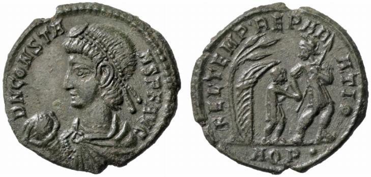 كيف نعرف ضرب او سك العمله للمدن الرومانيه H2005-mint-aq
