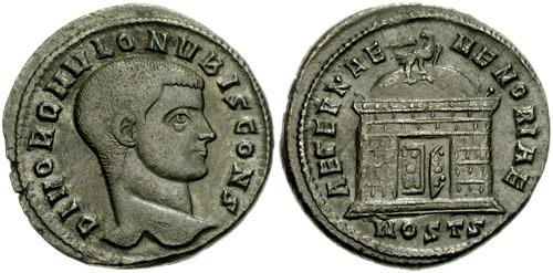 كيف نعرف ضرب او سك العمله للمدن الرومانيه H2005-mint-ost