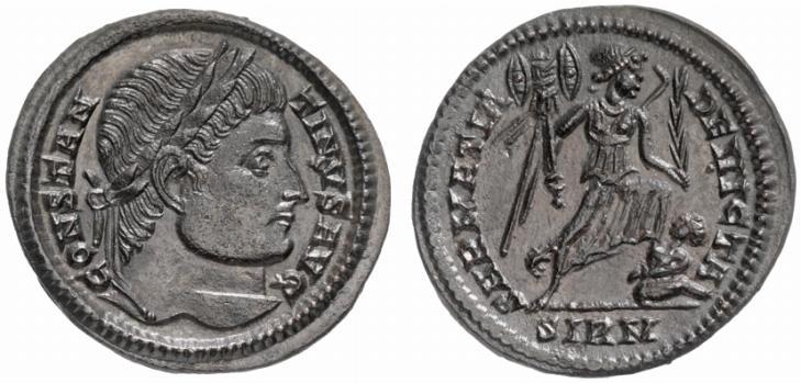 كيف نعرف ضرب او سك العمله للمدن الرومانيه H2005-mint-sirm