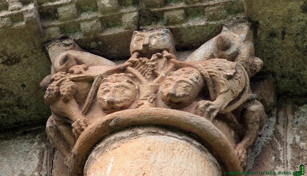 Arte y religión islámicos en el contexto románico. Sanandrescayon041