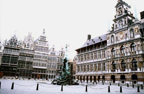 Belgija Brussels_square