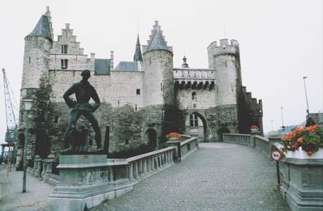 Belgija Castle