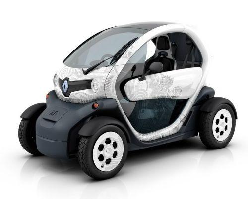 svolta ecologica LOTUS Renault-Twizy