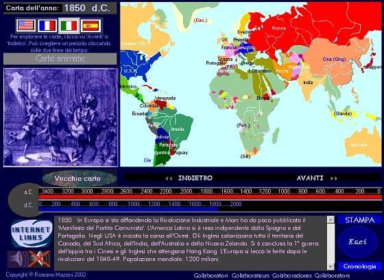 LE CIVILTà DEL PASSATO : sussidi in rete multimediali gratuiti Princip2