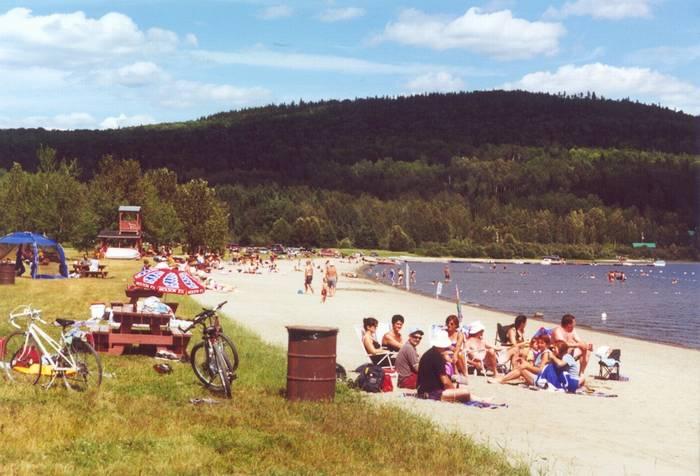 Camping lac de l'est (Mont-Carmel) 0020