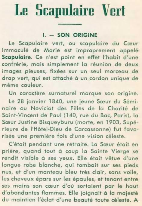 """""""Scapulaire Vert"""" et Scapulaire de Notre-Dame du Mont Carmel Scapulaire01b"""