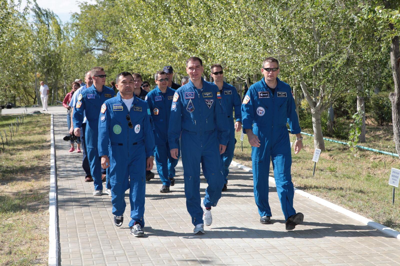 Lancement et retour sur terre de Soyouz TMA-18M  - Page 5 2052134822