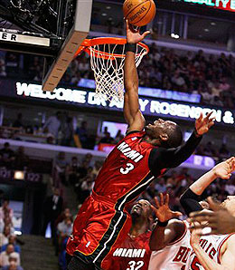 Worst officiating seen in any sport at any level? Dwyane_Wade2