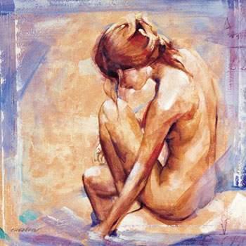 La  FEMME  dans  l' ART - Page 4 Wandering%20thoughts_Talantbek%20Chekirov_Art%20com
