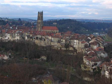 Avoyerie du canton de Fribourg et de Murten