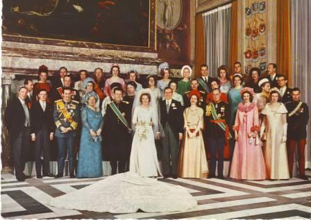 La reina Beatrix y su familia 10