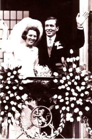 La reina Beatrix y su familia 67