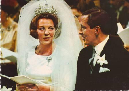La reina Beatrix y su familia 8
