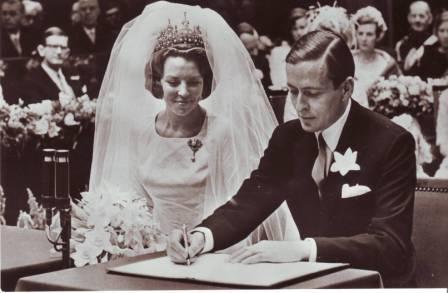 La reina Beatrix y su familia IMAGE0074