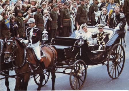 Carlos Gustavo XVI y Silvia IMAGE0111