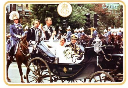Carlos Gustavo XVI y Silvia IMAGE0115