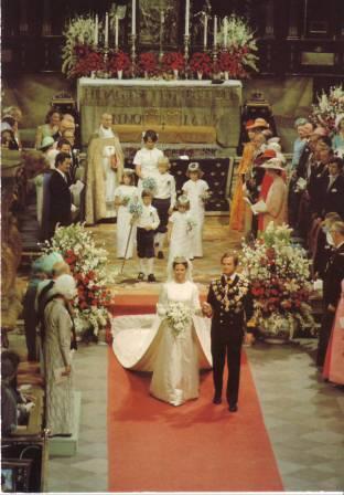 Carlos Gustavo XVI y Silvia IMAGE0116