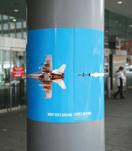 Street Marketing et Pub .... les plus belles images Coalitionforpeace