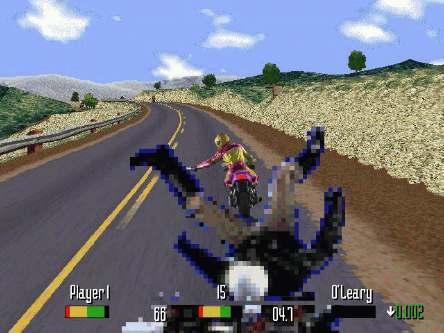 Road Rash. De motos y ostias. RoadRash3