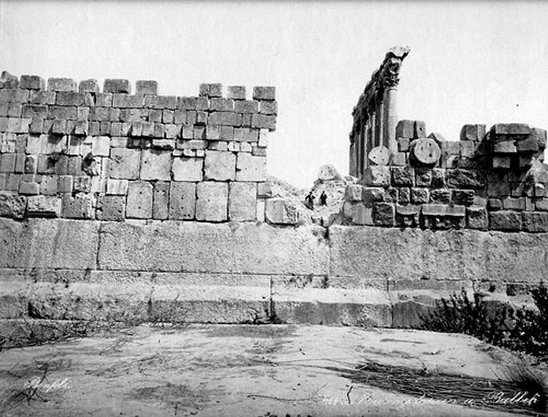 Les Mystérieuses constructions antiques que peut-on en penser? Baalbek03