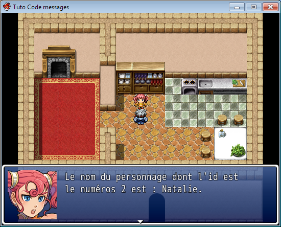 [ace]]Les codes messages dans Rpg Maker VxAce. Nom3