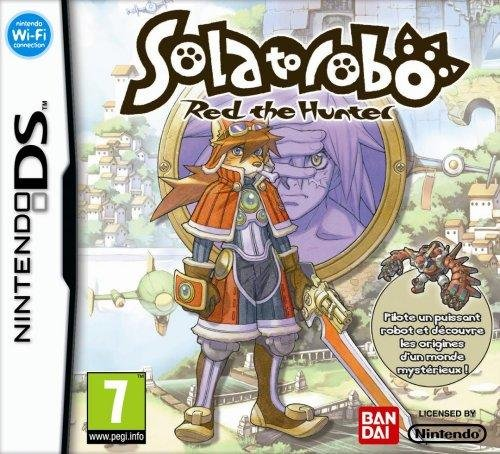 [DS] Solatorobo - Red the Hunter Cover-pal