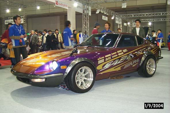 Gallerie de photos de 240Z !! Super246z