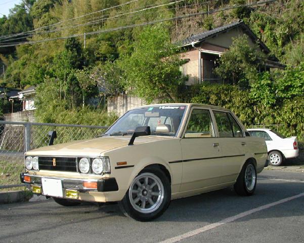 Corolla !! Historique & KE70 special. Himezi2