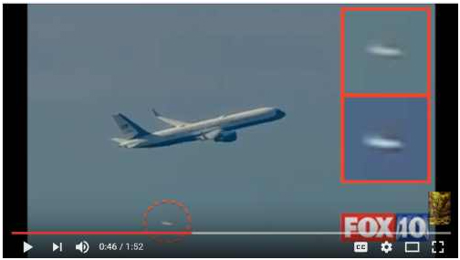 The United States of the Solar System, A.D. 2133 (Book Seven and the Seven Seals) - Page 10 UFO-President-Trump-Plane-1