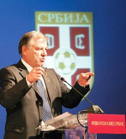 Vesti iz Srpskog Fudbala ... Karadzic-1