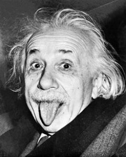 I znastveno je dokazano - genijalnost i ludilo povezani Ajnstajn-1