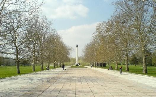 Parkovi i česme Beograda Park-prijateljstva