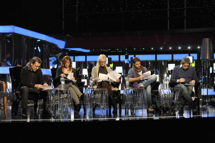 El jurado de destino eurovisión 1296233187616